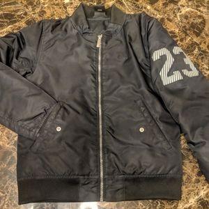 Jordan Jackets & Coats - Boys Black Jordan Jacket